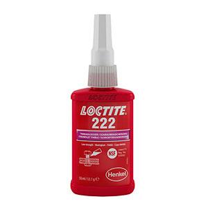 Loctite_222 Adhesivos-Cintas Bru y Rubio